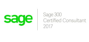 Sage 300 Certified Consultant 2017